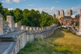Best things to do in York City walls