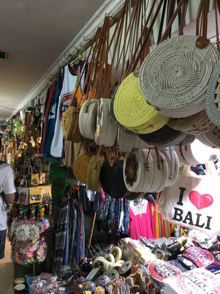 The Ubud Bali Art Market