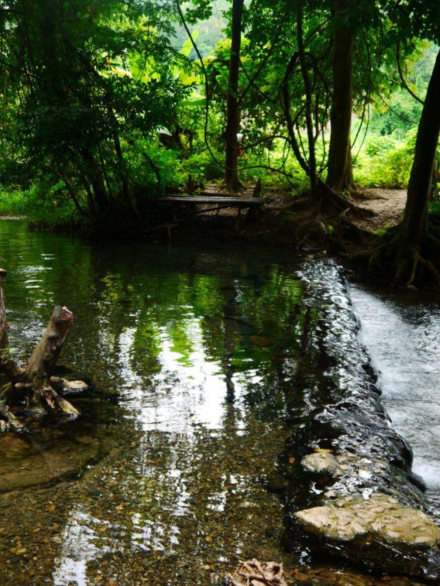 Pai hot springs