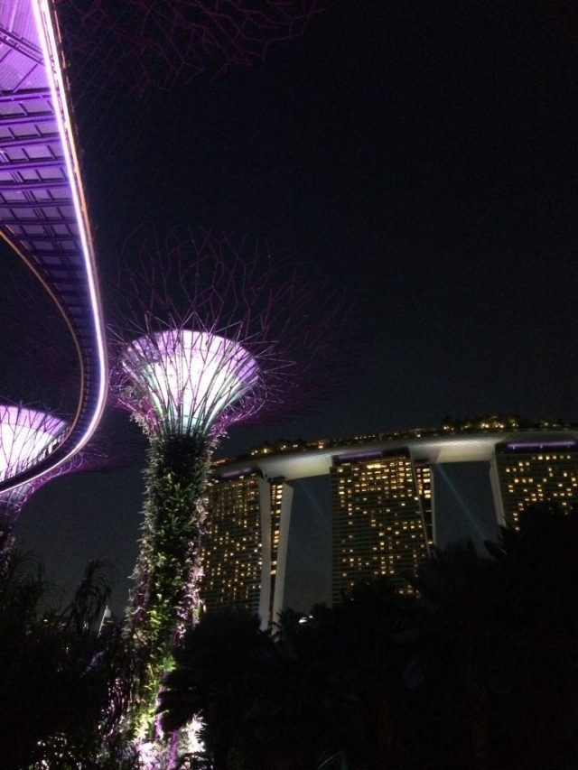 Singapore 3 day itinerary bay