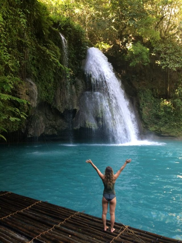 best thing to do in Cebu Moalboal