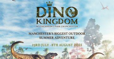 Dino Kingdom Feature