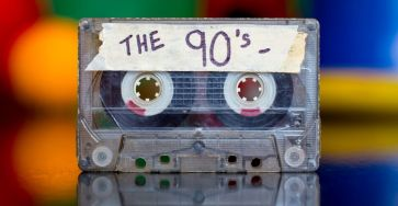 90's Mixed Tape