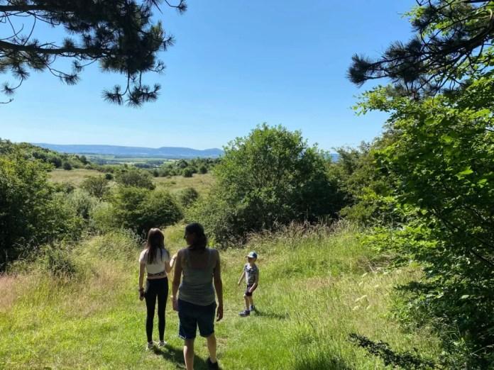 Family Walk Flatts Lane Country Park
