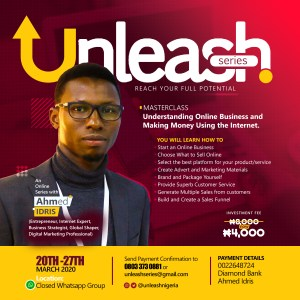 Unleash Series Nigeria