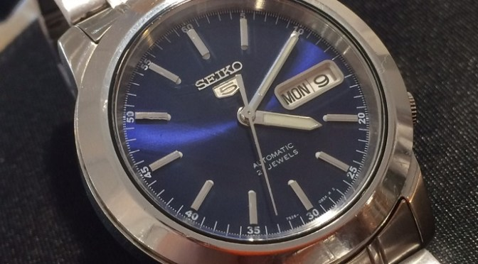 Can Polywatch Remove Scratches from a Sapphire Crystal? Yes…and No.