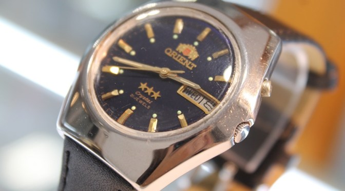 Vintage Orient Watches – Are They Any Good? Yes and No