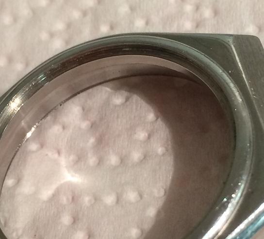 orient 5 clean bezel