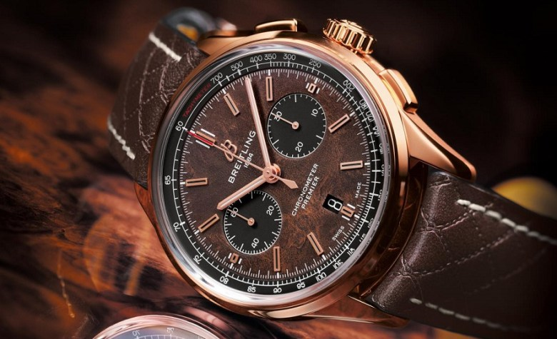 Premier B01 Chronograph Bentley watch large