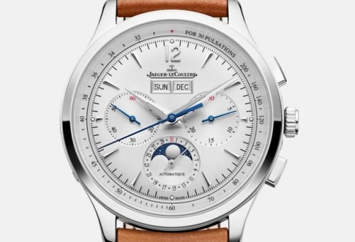JLC master control chrono 12900