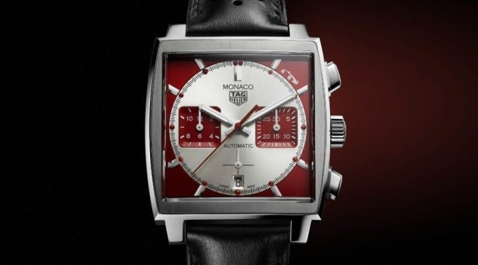 TAG Monaco Ltd Edition Captures Ferrari Spirit, But Does Gulf Win The Race?