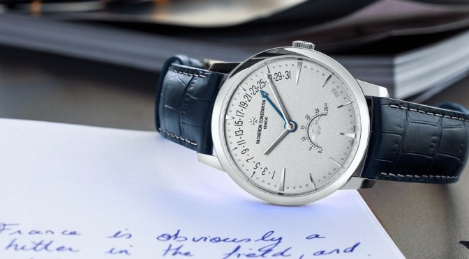 Show Me The Patrimony! Vacheron Constantin Are Happy to Oblige