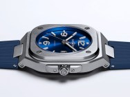 BELL AND ROSS BR05 blue steel
