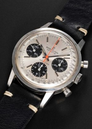 breitling top time 1969