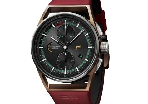 porsche design watches chrono 911 targa