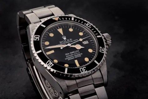 1979-Rolex-Sea-Dweller-1665-Rail-Dial-Watches-Of-Lancashire dial hands
