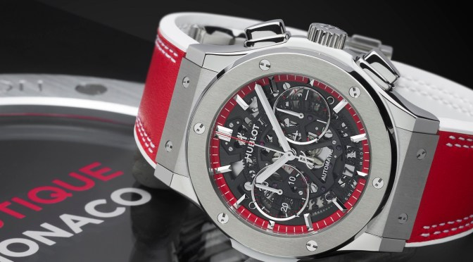Hublot AeroFusion – Monaco & Watches of Switzerland Special Editions