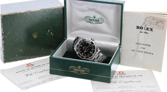 Gardiner Houlgate Auction 21.10.20: Rolex, Ball, Omega & More