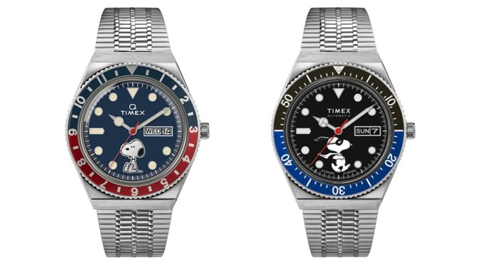 Are The Timex Snoopy 70th Anniversary Watches Worth Collecting?