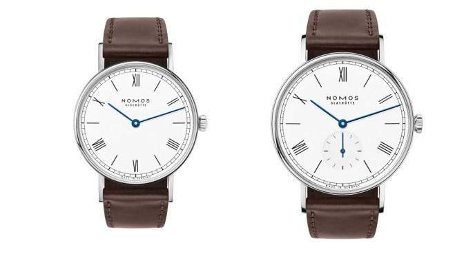 Nomos Glashutte Offers Ltd Edition Ludwigs For Christmas