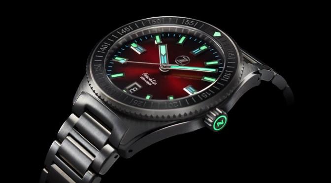Zelos Blacktip Skin Diver