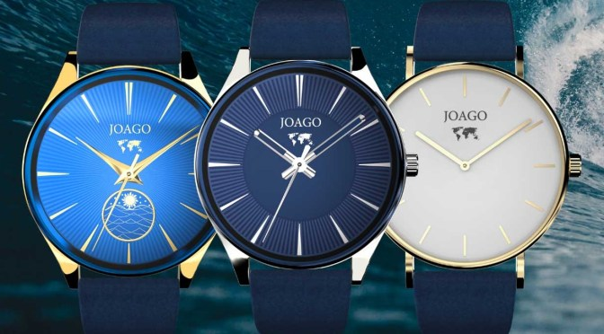 Each Joago Watch Takes 1Kg of Plastic Out of The Oceans