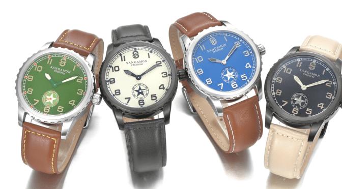 In Profile: Sangamon Watches USA