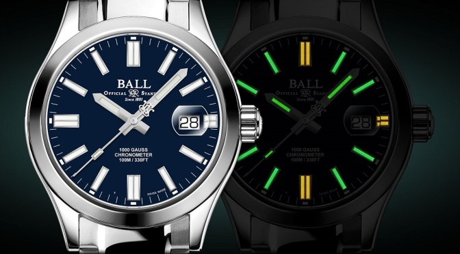Ball Engineer III, Legend Dress Watch: Specs, Price & Dial Options