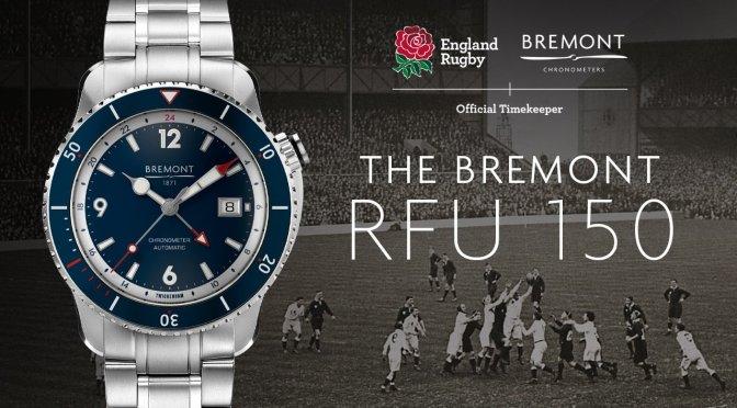 Bremont RFU 150 Ltd Edition Dive Watch
