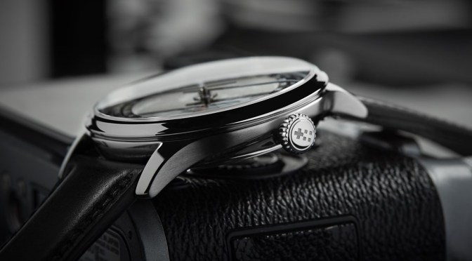 New Christopher Ward C60 Sapphire Black Edition
