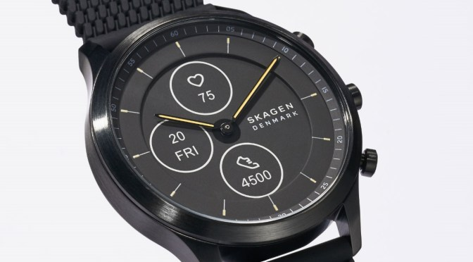 Can The Skagen Hybrid Be All You Can Be?