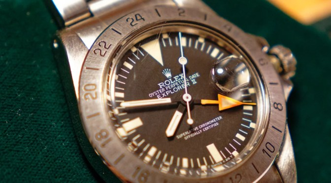 Auctions: Is a Rolex Explorer Freccione Worth A Bid?