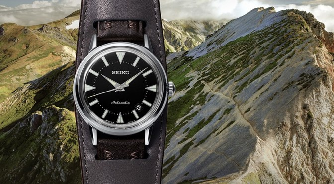 Seiko Alpinist Revival: Collectable & Workable
