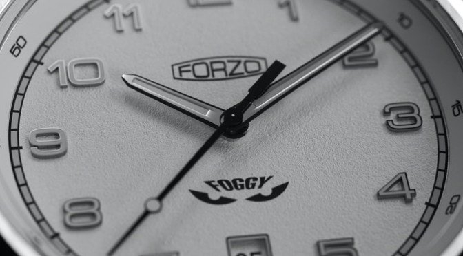 Forzo Launches a Foggy Watch Collection