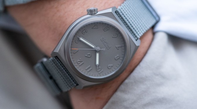 Sustainable Watches: Boldr's Recycled Titanium Venture