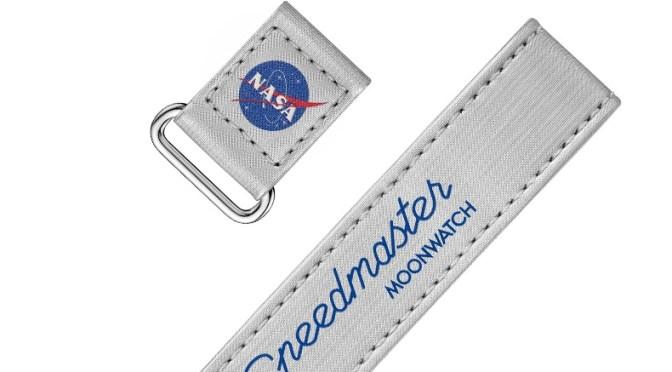 Omega Speedmaster Fan? You Need a NASA Strap