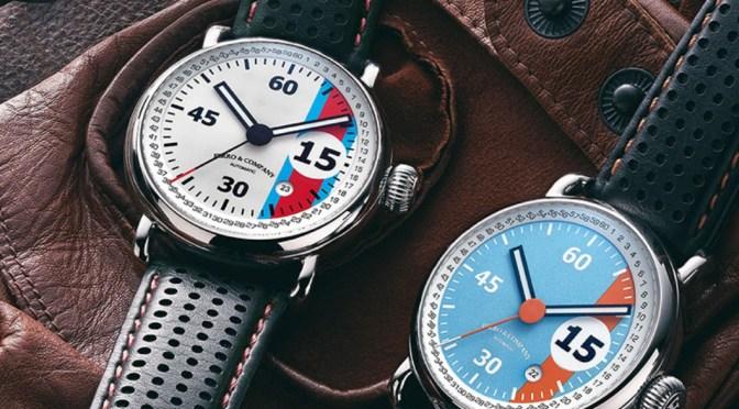 Love Motorsport Watches? Ferro's Pista Will Revs Your Engines