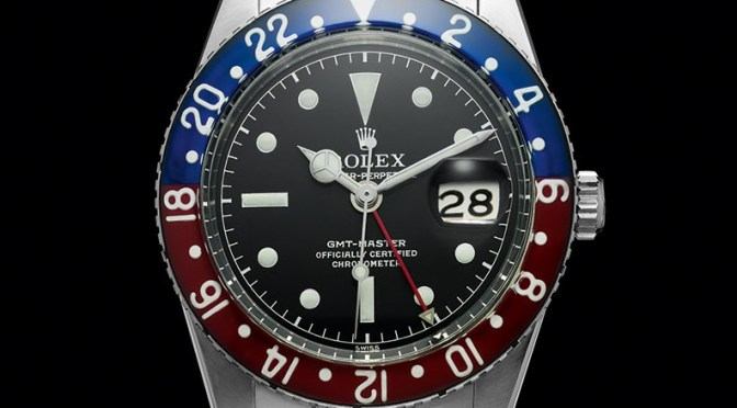 Historic 1968 Rolex GMT Is a Bankable Investment