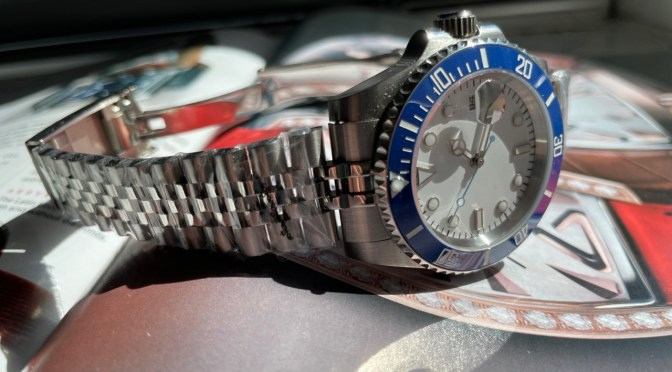 Reviewed: Stimpson London 40mm Dive Style Watch