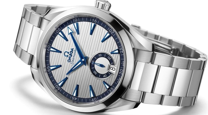 Omega Aqua Terra is Refreshed & Ready for 2021