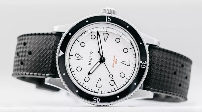 Black `n' White Baltic is A 60s Mod Classic