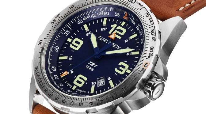 Torgoen Revives the T21 Flight GMT Model