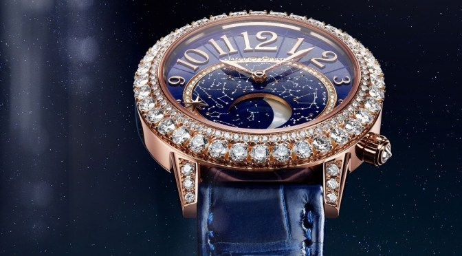 Jaeger le-Coultre Proves Diamonds Are Forever