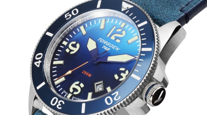 Torgoen Adds New Dial Colours to the T43