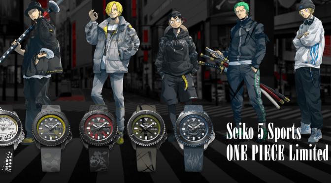 Seiko One Piece: Five Easy Pieces