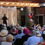 North Star House Grass Valley magic show