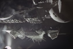 Alternate angle on Nostromo and Refinery.