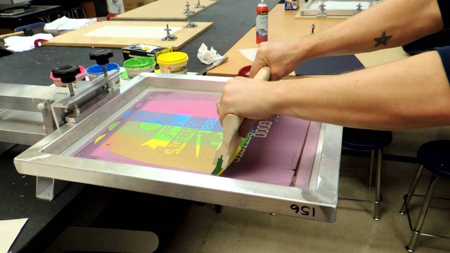Silk Screen Printing Singapore   Cheap and Durable Silk Screen Printing