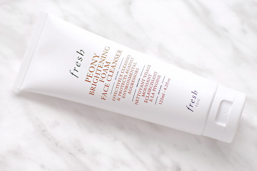Fresh Peony Face Cream Review