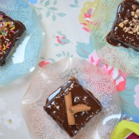 {Versions & Verdicts} Aunt Juju's Chocolate Syrup Brownies
